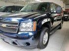 Cần bán xe Chevrolet Suburban V8 đời 2009, màu xanh lam, hàng độc VN, xe đi cực ít