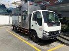 Bán xe tải Isuzu 2.2 tấn QKR55H thùng mui bạt