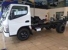 Bán xe tải 1.9 tấn, nhập 100% linh kiện từ Nhật Bản Mitsu Fuso Canter 4.7