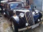 Bán xe ô tô cổ Citroen Traction Avant 1943 màu đen