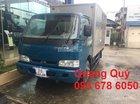 Bán xe tải Thaco K165 2,4 tấn Trường Hải. Xe tải Kia 2.4 tấn, vay trả góp, giá xe tải Thaco Kia K165 2.4 tấn