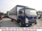 Bán xe tải Faw 7.3 tấn, Faw 7T3, màu xanh, giá cạnh tranh