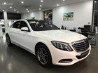 Bán Mercedes S400L sản xuất năm 2017, màu trắng, như xe mới, giá cực rẻ