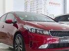 Bán ô tô Kia Rio 1.6 AT đời 2018, màu đỏ, giá 589tr