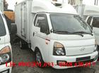 Bán xe tải Hyundai đông lạnh 1 tấn, đời 2014, nhập khẩu mới 90%, hỗ trợ trả góp