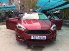 Bán Ford Focus Ecoboost năm 2016, màu đỏ