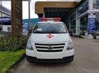 Bán Hyundai Starex cứu thương mới 2018, khuyến mãi lớn, giá cả cạnh tranh, uy tín hàng đầu