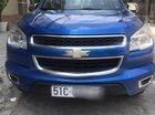 Bán Chevrolet Colorado LTZ đời 2015, màu xanh dương