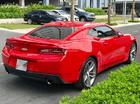 Bán Chevrolet Camaro sản xuất 2017, màu đỏ, nhập khẩu