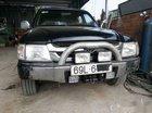 Cần bán gấp xe bán tải Vinaxuki năm sản xuất 2005, màu đen