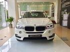 Bán ô tô BMW X5 Xdrive 35i đời 2017 (mới nhất), màu trắng, nhập khẩu nguyên chiếc, có xe giao ngay