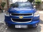 Bán Chevrolet Colorado LTZ sản xuất 2015, màu xanh lam, xe nhập