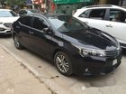 Bán xe Toyota Corolla Altis 1.8G CVT đời 2017, màu đen, 785 triệu