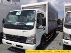 Bán xe tải Mitsubishi Canter 6.5 Thaco Trường Hải, bán trả góp, thủ tục đơn giản nhận xe ngay