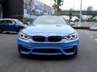 Bán xe BMW M4 sản xuất 2017, màu xanh lam, xe nhập