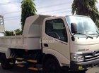 Xe ben Hino 3.5 tấn giá tốt, hỗ trợ trả góp 90%, giao xe ngay