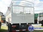 Xe tải Jac 4 chân, thùng 9m5 17T9