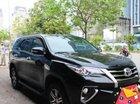 Bán Toyota Fortuner 2.7V 4x2AT năm 2016, màu đen, nhập khẩu