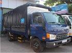 Bán xe tải Hyundai HD800,trả trước 80tr nhận xe ngay, tải trọng 8 tấn, thùng dài 5,1m, giá ưu đãi