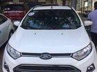 Chính chủ bán xe Ford EcoSport 1.5 AT Titanium đời 2017, màu trắng