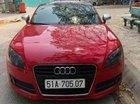 Bán Audi TT S đời 2009, màu đỏ, nhập khẩu