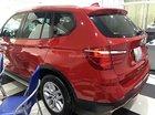 Cần bán xe BMW X3 năm 2016, màu đỏ, nhập khẩu nguyên chiếc chính chủ