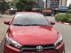 Toyota Yaris màu đỏ xe nhập khẩu sản xuất 2016, xe một chủ từ đầu, đi hơn 1 vạn xịn mới 99.9%
