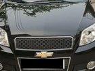 Bán Chevrolet Aveo 1.5 AT đời 2014, màu đen