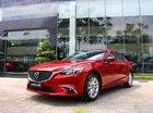 Mazda Nguyễn Trãi - Bán Mazda 6 2018 chỉ từ 819 triệu đồng, hỗ trợ trả góp tới 85%, lãi suất thấp