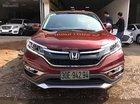 Bán Honda CR V 2.4AT năm sản xuất 2017, màu đỏ, giá chỉ 998 triệu