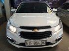 Bán Chevrolet Cruze LTZ 1.8AT màu trắng, số tự động sản xuất 2016, biển Sài Gòn