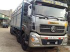 Thái Nguyên bán xe tải Trường Giang 4 chân, đời 2016 tải 25 tấn