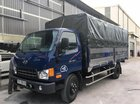 Bán xe tải Hyundai HD800 tải trọng 8 tấn,trả trước 120 triệu nhận xe ngay. Thùng dài 5,1m, giá ưu đãi nhất