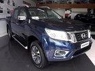 Cần bán Nissan Navara VL 2.5 AT 4WD đời 2017, màu xanh lam, nhập khẩu nguyên chiếc, 815 triệu