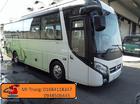 Bán xe 29 chỗ 34 chỗ Thaco TB85S 2018 Euro IV. Phanh ABS, phanh điện từ - Hỗ trợ trả góp