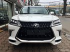 Bán xe Lexus LX570S Super Sport đời 2018, màu trắng mới 100% LH: 0982.842838