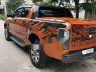Bán Ford Ranger Wildtrak 3.2L 4x4AT sản xuất năm 2016, màu cam