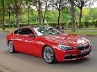 Bán BMW 6 Series 640i sản xuất năm 2017, màu đỏ, xe nhập
