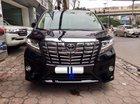 Cần bán xe Toyota Alphard Limited, màu đen, đã qua sử dụng như mới giá tốt