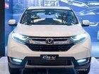 Honda Ô Tô Quảng Bình bán xe Honda CR V 1.5 Turbo đời 2018, màu trắng, ưu đãi lên đến 100 triệu. LH 0911.37.2939