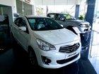 Bán Mitsubishi Attrage MT trắng, nhập khẩu Thái Lan, trả góp tới 80%, giao xe giao hồ sơ ngay