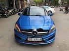 Bán Mercedes A250 AMG đời 2013 như mới, màu xanh, giá tốt