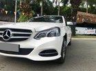 Bán ô tô Mercedes E250 năm 2015, màu trắng, giá tốt