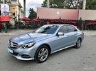Gia đình cần bán nhanh E250, màu bạc, 2015, số tự động bản full