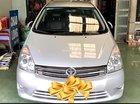 Cần bán lại xe Toyota Wish 2.0 AT 2009, màu bạc, nhập khẩu nguyên chiếc số tự động