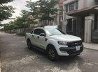 Cần bán gấp Ford Ranger Wildtrak 3.2 AT 4x4 đời 2016, màu trắng, 810 triệu