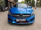 Cần bán gấp Mercedes A250 AMG đời 2013, màu xanh lam, xe nhập