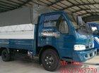 Bán xe tải Kia K165 tải trọng 2,4 tấn, thùng mui bạt, thủ tục nhanh chóng