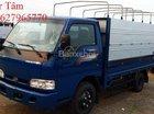 Bán xe tải nhẹ Kia K165 tải trọng 2 tấn 4, số lượng còn rất ít xe, hỗ trợ trả góp lãi suất thấp