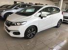 Bán xe Honda Jazz RS 2018, màu trắng, nhập khẩu từ Thái, mới 100% chính hãng, giao ngay, khuyến mãi tốt